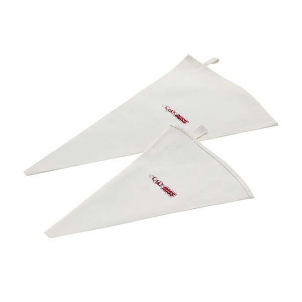 Cake Boss Cream Decorating Tools 2-piece Cotton Icing Bag Set
