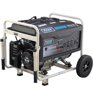 Pulsar Products 6,000-watt Gasoline Powered Portable Generator