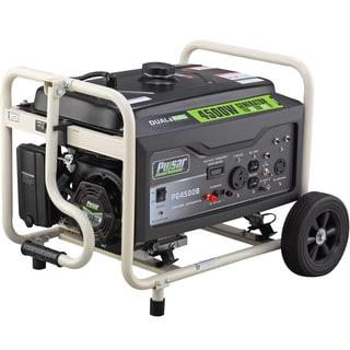 Pulsar Products 4,500-W\watt Dual-Fuel Portable Generator