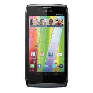 Motorola Razr V XT886 Unlocked GSM Black Android Cell Phone