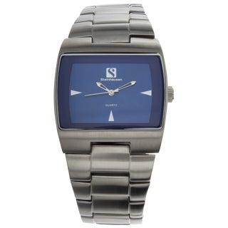 Steinhausen Men's Matrix Quartz Blue Dial Watch