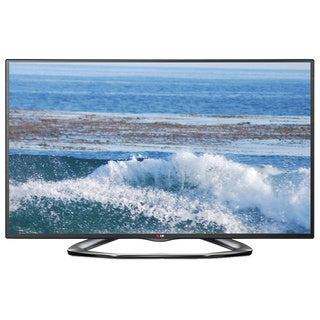 LG 47LA6200 47-inch Full HD 1080p 120Hz Smart LED HDTV (Refurbished)