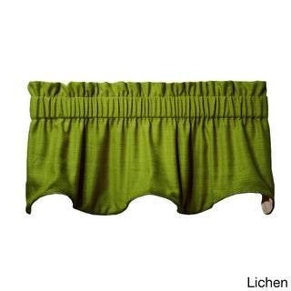 Hampton Bay Duchess Filler Window Valance