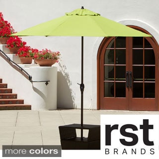 RST Brands 9-foot Diameter Courtyard Patio Umbrella