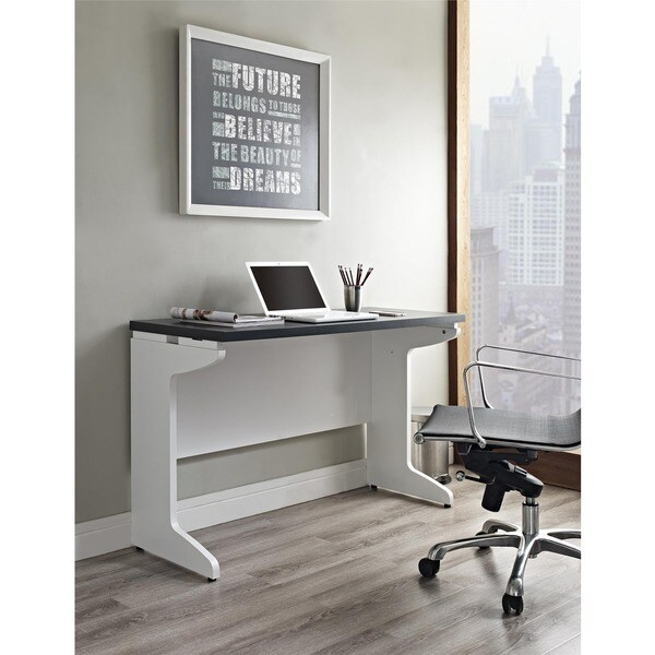 Altra Pursuit White Bridge/ Work Table