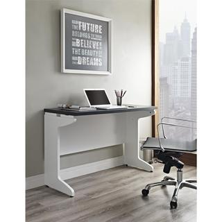 Pursuit White Bridge/ Work Table