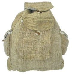 Large Hemp Backpack (Nepal)