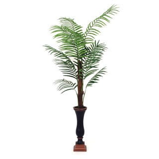 Silk 8-foot Palm Tree