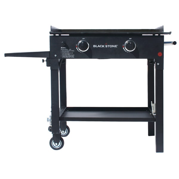 Blackstone Griddle Cooking Station on The Best Natural Gas Grills