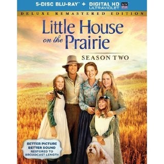 Little House On the Prairie: Season Two (Blu-ray Disc) 12614851