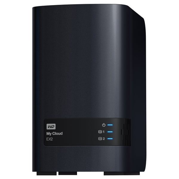 WD My Cloud EX2 Personal Cloud Storage