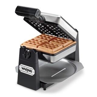 Waring Pro WMK250SQ Belgian Waffle Maker Square