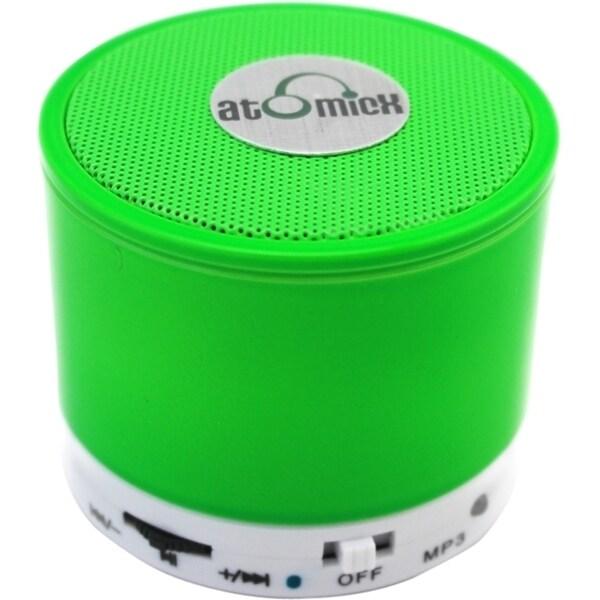 AtomicX Speaker System - Wireless Speaker(s) - Neon Green