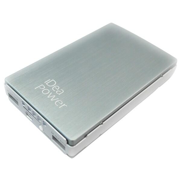 iDeaUSA 1100mAH Portable USB Power Bank External Battery Charger