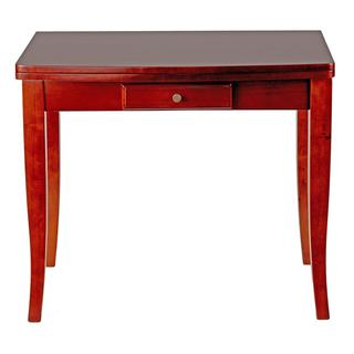 Cortesi Home Loretta Butterfly Expanding Dining Table