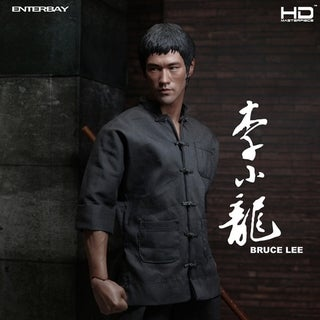 Enterbay Real Masterpiece Bruce Lee 1:4 Figure Authentic Action Figure