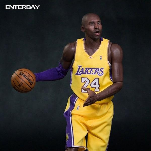 Enterbay Real Masterpiece NBA Collection Kobe Bryant 1:6 Figure