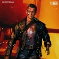 Enterbay Terminator 2 T800 Battle Damaged Edition 1:4 Action Figure