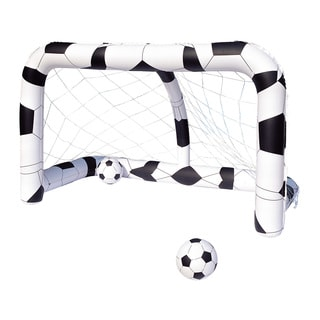 Bestway Inflatable Soccer Goal and Balls