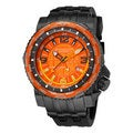 review detail Stuhrling Original Men's Marine World Tmer Swiss Quartz Rubber Strap Watch