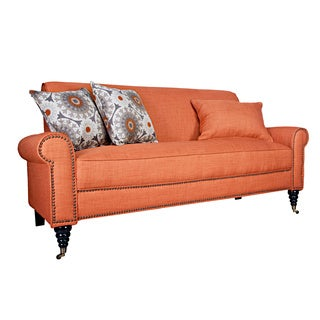 angelo:HOME Harlow California Vintage Orange Sofa in California