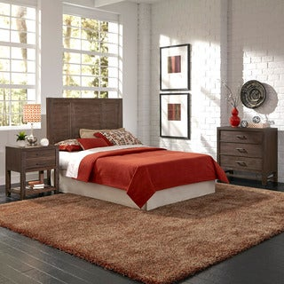 Barnside Headboard, Night Stand, and Chest