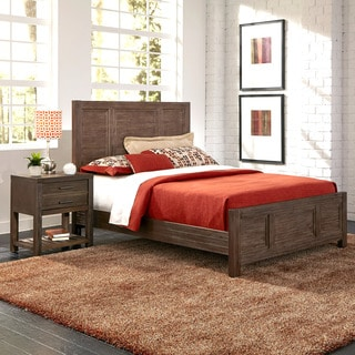 Barnside Bed and Night Stand