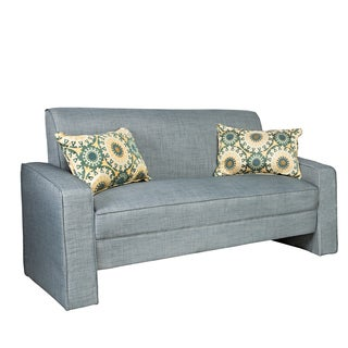 angelo:HOME Angie Paris Sky Blue Sofa