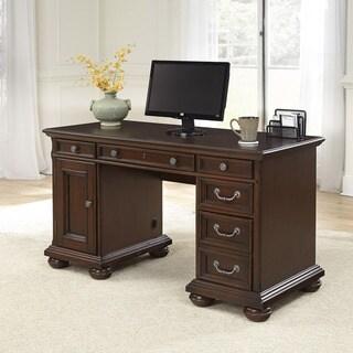 Colonial Classics Pedestal Desk