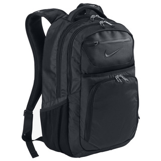 Nike Golf Departure II Black Backpack
