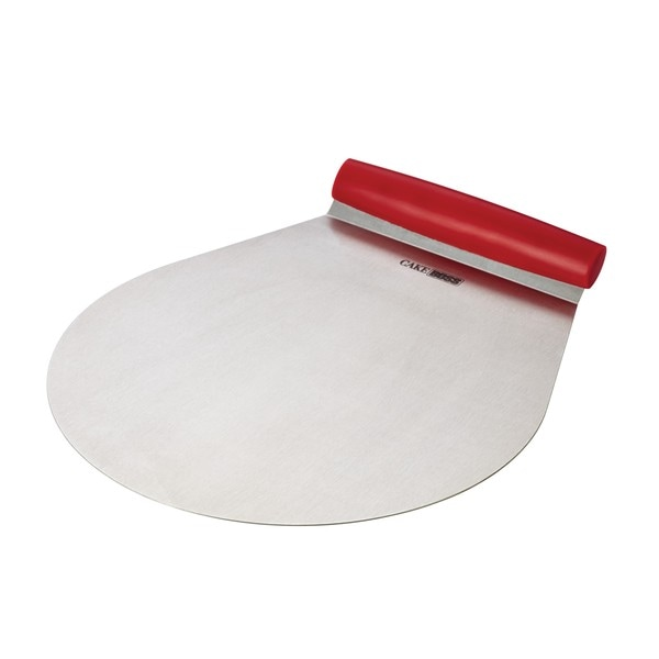 Cake Boss Red Stainless Steel Tools and Gadgets Cake Lifter
