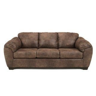 Signature Design by Ashley Jathan Mocha Sofa
