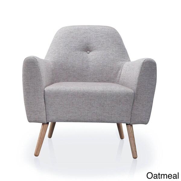 Chenille Twill Arm Chair