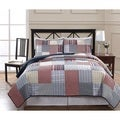 Riley Cotton 3-piece Quilt Set