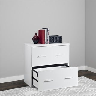 Altra Princeton White Lateral File