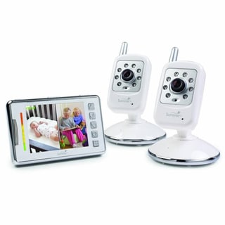 Summer Infant MultiView Digital Video Monitor Set