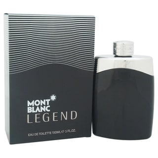 Mont Blanc Legend Men's 5-ounce Eau de Toilette Spray