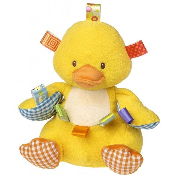 Mary Meyer Taggies 10-inch Dipsy Duck Soft Toy