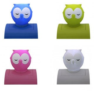 Streamline Owl Tap-on Night Light