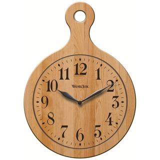 12-inch Wood Wall Clock