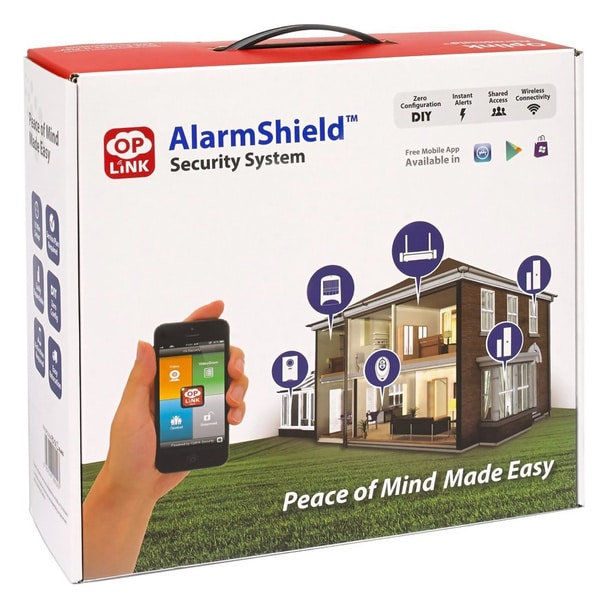 Alarm Shield - by Oplink Security