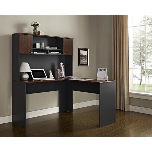 Ameriwood Home 'The Works' Hutch 12617934