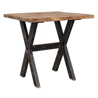 Isabella Distressed Finish Pub Table