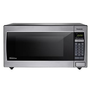 Panasonic NN-SN752S Stainless Steel 1.6 Cubic Foot Microwave Oven