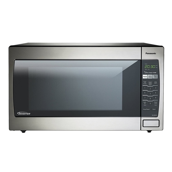 Panasonic Stainless Steel 2.2-cubic-foot Countertop Microwave