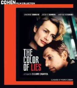 The Color of Lies (Blu-ray Disc)