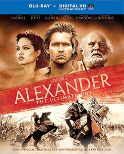 Alexander: The Ultimate Cut/Theatrical 10th Anniversary (Blu-ray Disc)