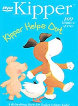 Kipper: Kipper Helps Out (DVD)