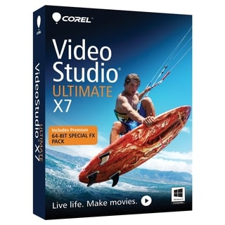 Corel VideoStudio X7 Ultimate - 1 User