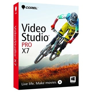 Corel VideoStudio Pro v.X7 - Complete Product - 1 User